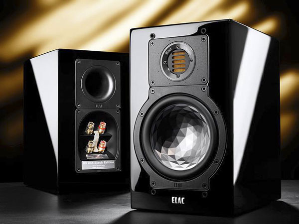 ELAC BS 244 Black Edition
