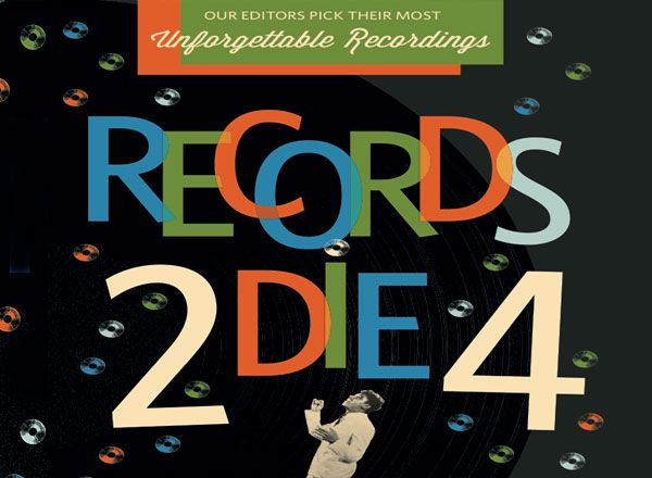 Stereophile records 2 die 4