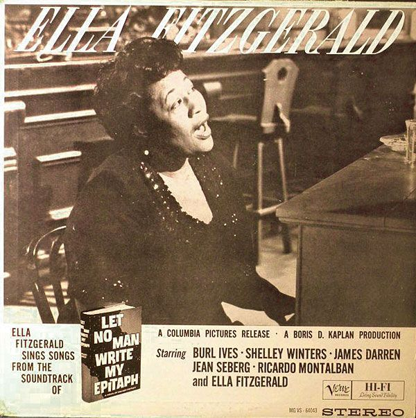 "Ella Fitzgerald: Sings Songs from the Soundtrack of ""Let No Man Write My Epitaph"""