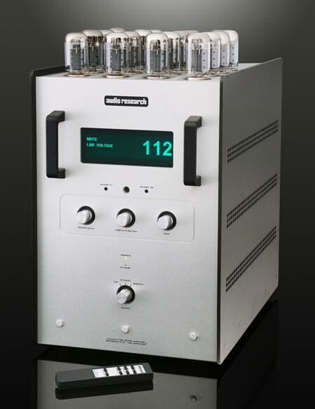 Audio Research Reference 610T